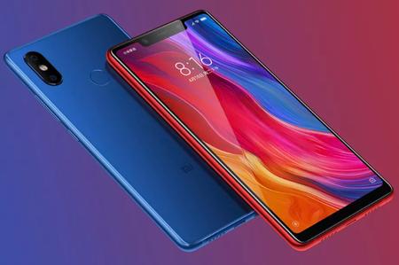 Xiaomi Mi 8 Oficial Diseno