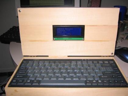Construye tu propio portátil