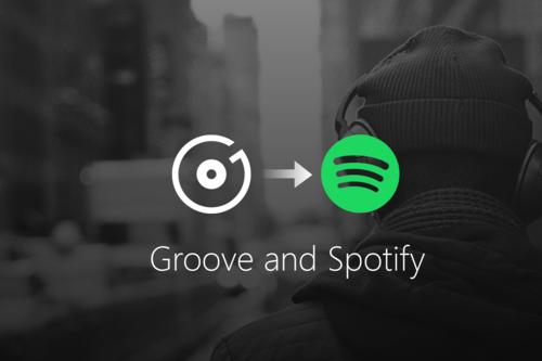 Microsoft Groove ha muerto, así puedes mover tu música y playlists a Spotify