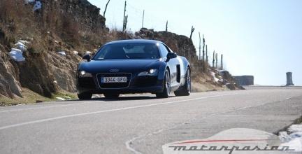 Audi R8 4.2 FSI R tronic, prueba (parte 2)