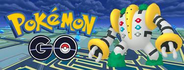 Pokémon GO: cómo derrotar a Regigigas en las Incursiones