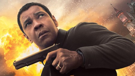 The Equalizer 2 Denzel Washington As Robert Mccall Z796