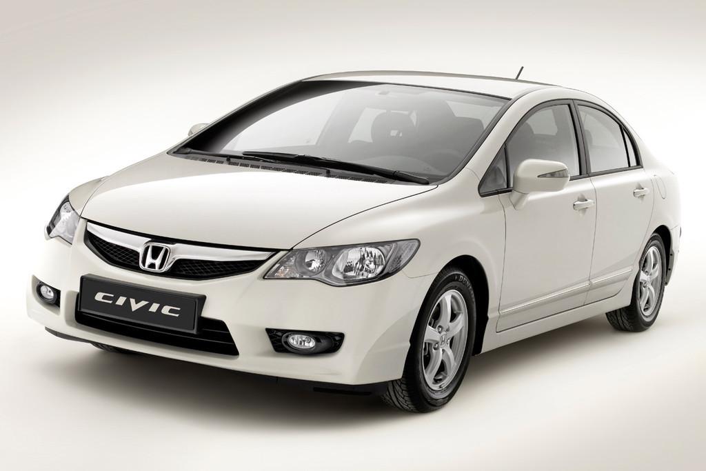 Foto de Honda Civic Hybrid 2009 (16/24)