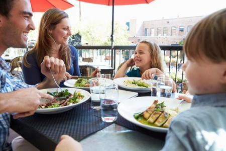 ¿Descuentos en los restaurantes si nuestros hijos se portan bien?