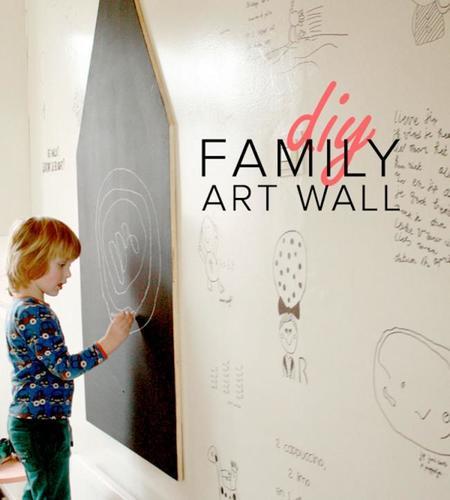 Diez hermosas ideas de c mo decorar las paredes de un - Amuebla tu casa por 1000 euros ...