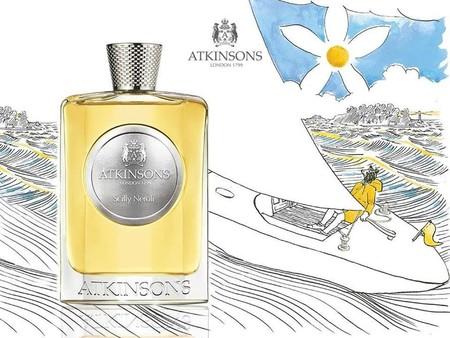 Atkinsons suma y sigue con Scilly Neroli, la más optimista de su universo de fragancias contemporáneas