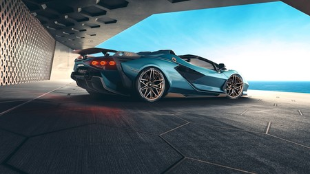 Lamborghini Sian Roadster 2020 008