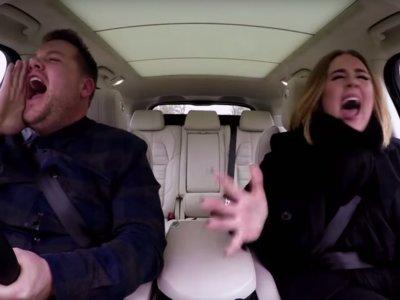 ¿Es Nicki Minaj? No, es Adele dando lo mejor de sí en una brillante entrevista