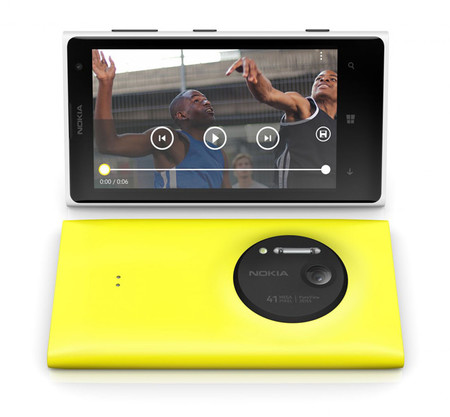 Nokia Lumia 1020 ya está aquí