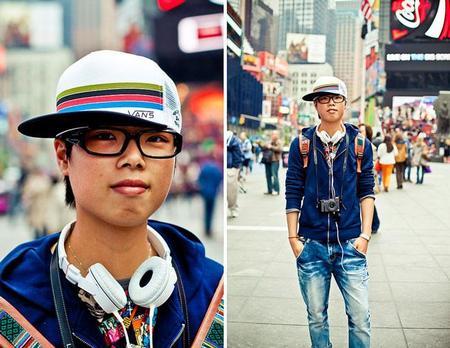 Cazando tendencias: fotografiando el street style