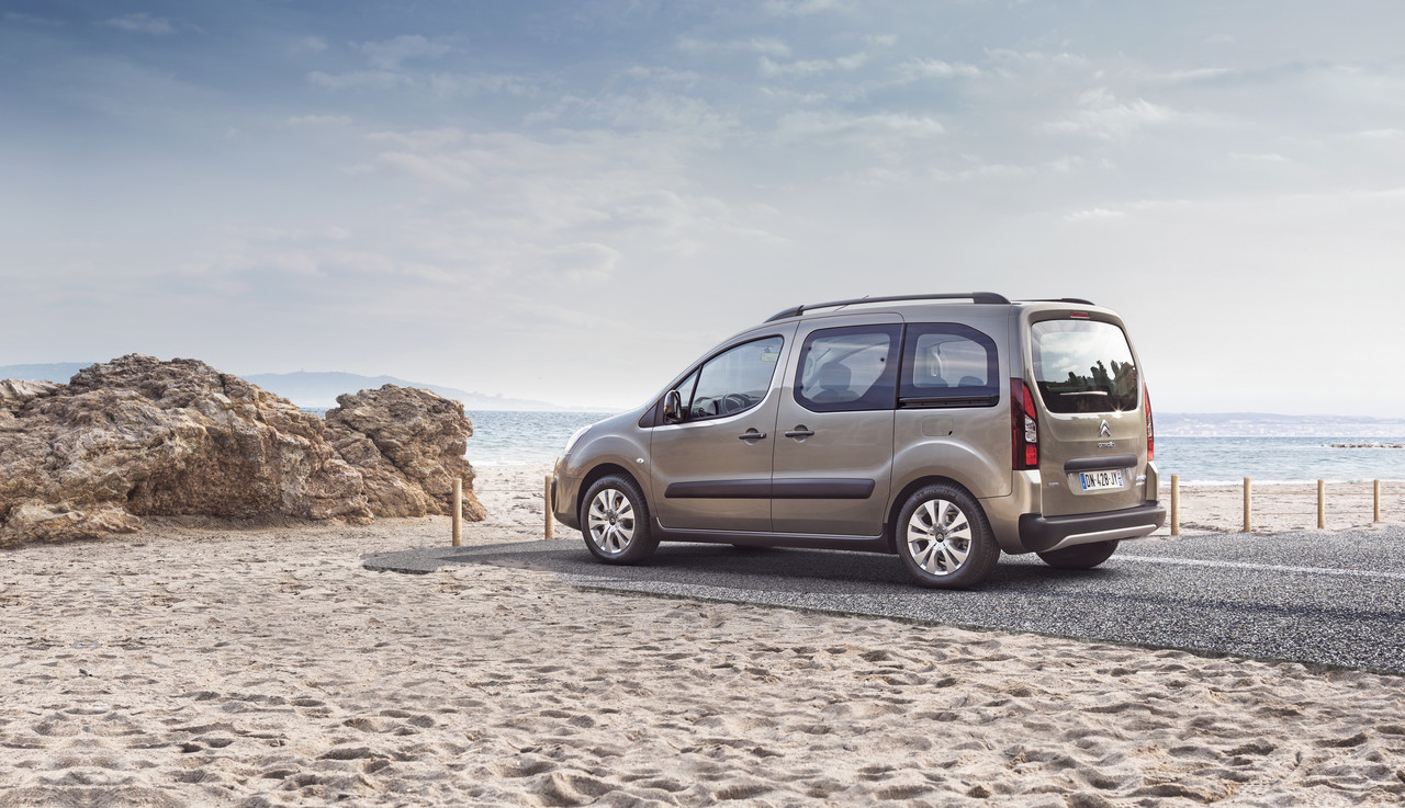 Foto de Citroën Berlingo (20/61)