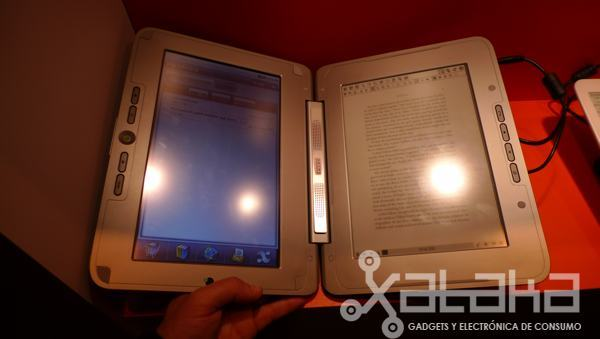 Foto de conceptos tablets ces 2010 (4/5)