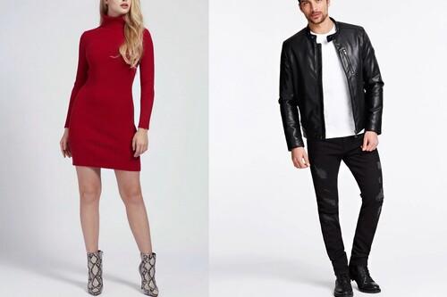 10% de descuento adicional en Guess en vestidos, camisetas o chaquetas ya rebajadas hasta un 50% anteriormente