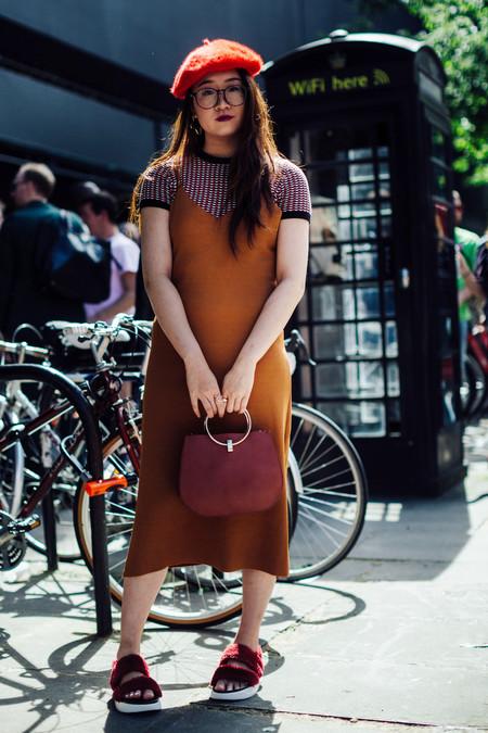 street style primavera 2018 tendencias boina