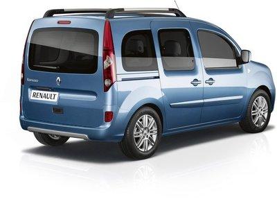La Renault Kangoo tendrá una prima llamada Mercedes