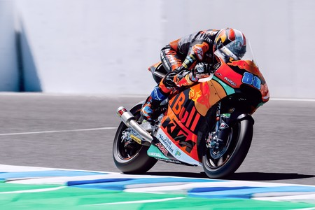 Jorge Martín vuelve a dominar los entrenamientos libres de Moto2 en Malasia