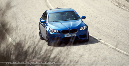 BMW M5, prueba en Motorpasión