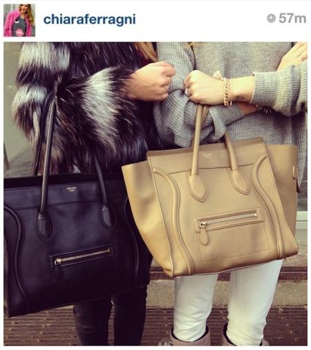bc1ceb75d Dos bloggers, un mismo bolso pero con una diferencia enorme. ¿Hablamos de  réplicas?