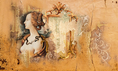 Adriana Glaviano Dama Con Specchio 540x324