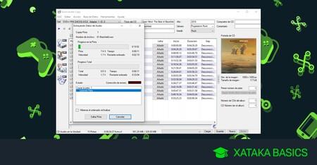 Cómo digitalizar tu música en CD de forma sencilla pasándola a MP3 o FLAC