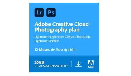 Adobe Creative Cloud Photo Plan