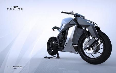 Yacouba Feline Concept, diseño italiano con un estilo diferente y arriesgado