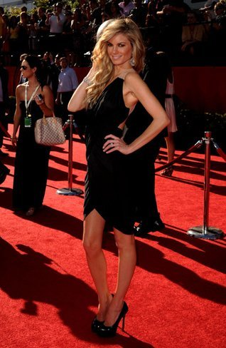 Todas las asistentes a los ESPY: vestidos de fiesta con celebrities sin clase. Marisa Miller