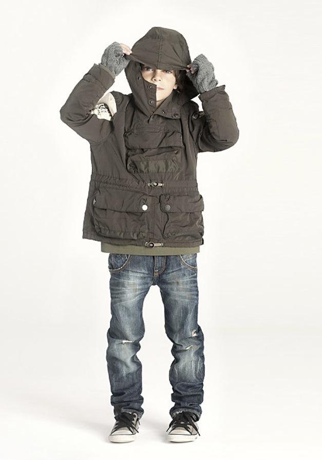 Foto de Zara, colección Otoño-Invierno 2010/2011: la ropa para los niños y las niñas (5/10)