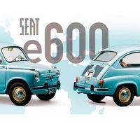 ¡Vuelve el SEAT 600! Y será un coche eléctrico que comercializará Movelco como e600