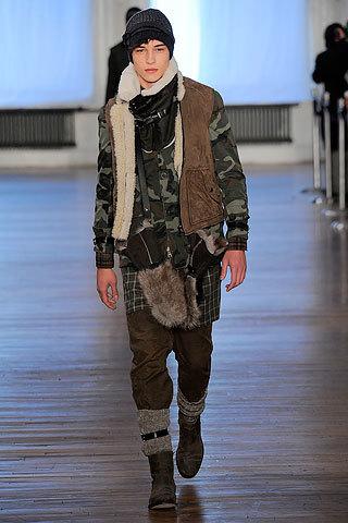 Rag & Bone, Otoño-Invierno 2010/2011 en la Semana de la Moda de Nueva York