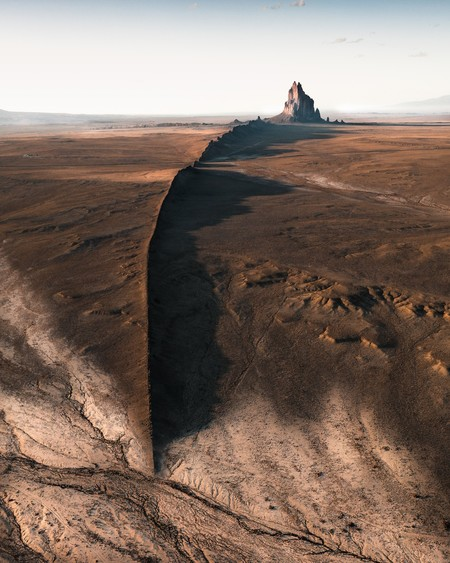 The Rock In The Middle Of Nowhere By Joelfriend Uk