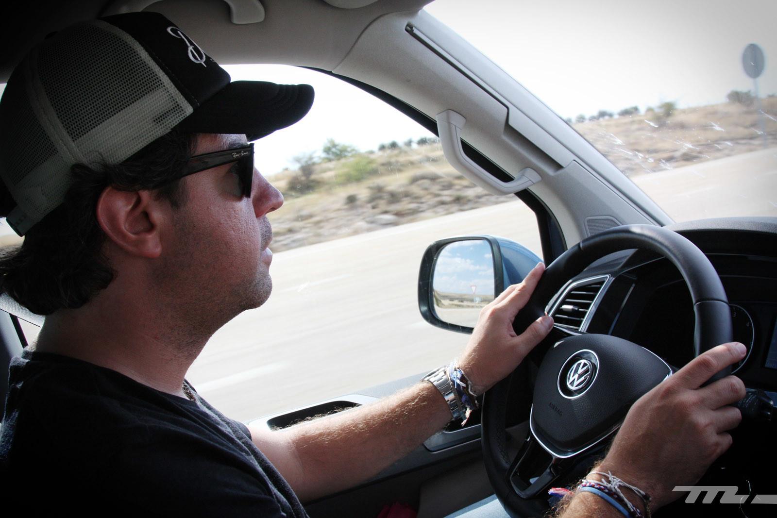 Foto de Volkswagen California T6 (prueba) (13/34)
