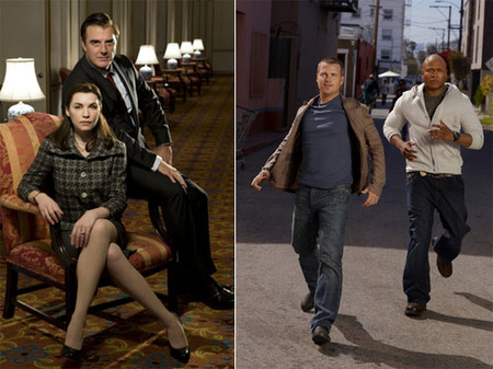 Segundas temporadas para 'The Good Wife' y 'NCIS: Los Ángeles'