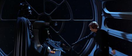 Star Wars Episode 6 Return Of The Jedi Luke Skywalker Embraces The Dark Side