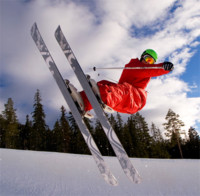 Prevenir lesiones a la hora de practicar esquí