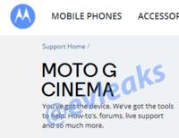 Moto G Cinema, ¿otra variante del Moto G o un nuevo software?