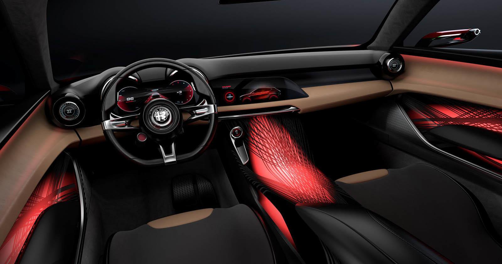 Foto de Alfa Romeo Tonale Concept (10/14)