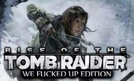 """Liverpool ofrece la versión """"We Fucked Up Edition"""" de Tomb Raider"""