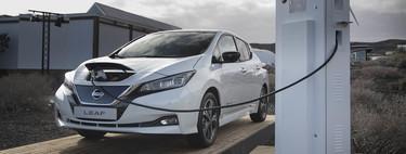 Los nueve coches eléctricos más eficientes a la venta en España