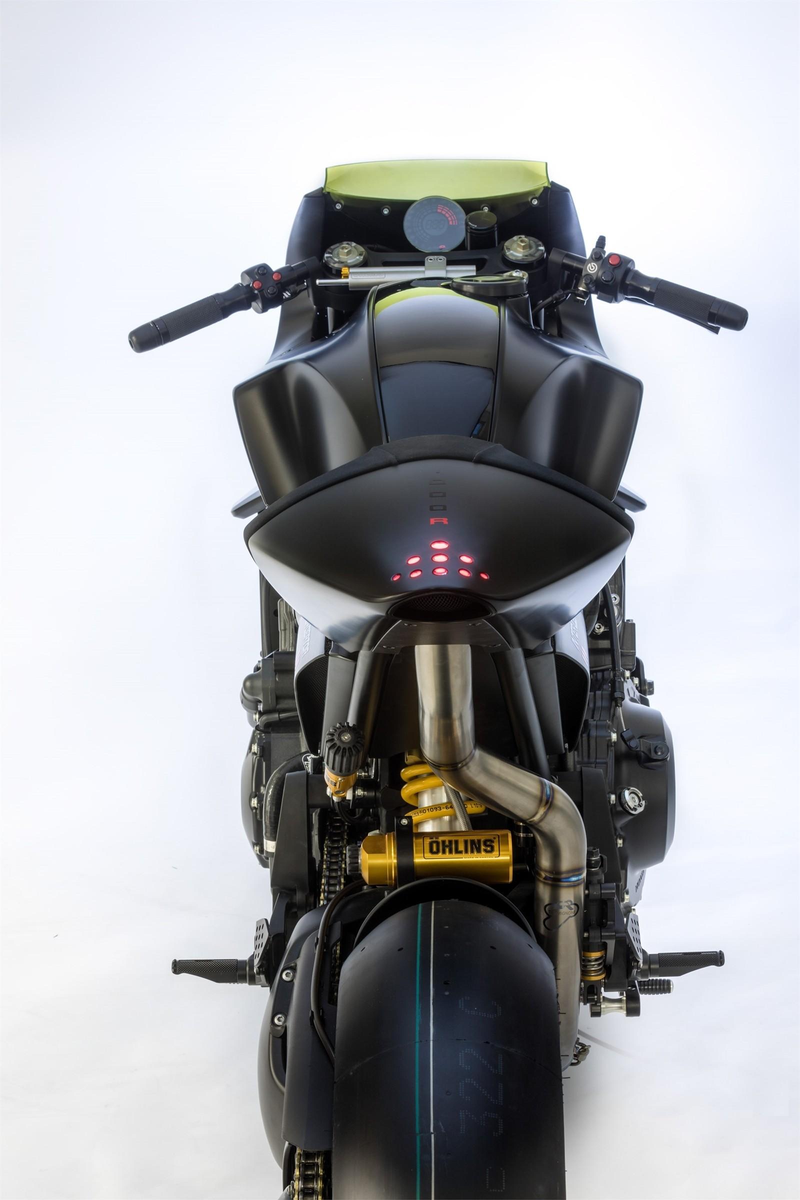 Foto de Honda CB4 'Interceptor' 2018 (14/19)