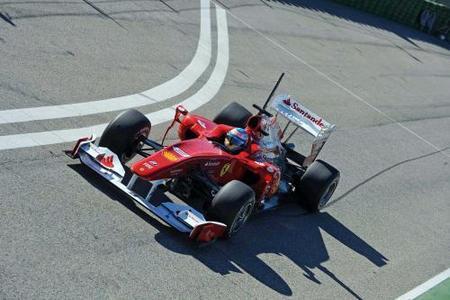 """Fernando Alonso, veni, vidi, """"vici"""""""