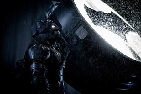 Ben Affleck En Batman V Superman El Amanecer De La Justicia