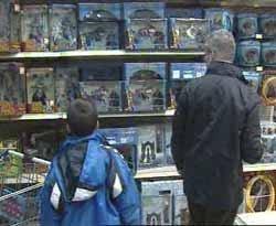 Ahorrar en la compra de juguetes de Navidad