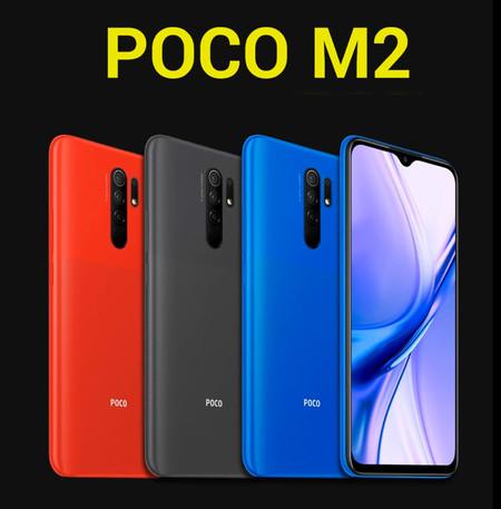 Poco M2 Colores