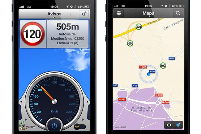 AvisaMe Radares Mobivery iOS