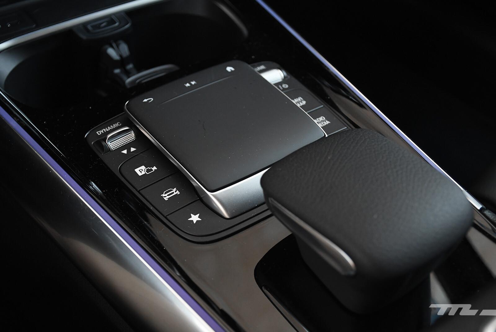 Foto de Mercedes-Benz GLA 200 (prueba) (27/30)