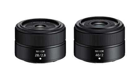 Nikkor Z 28mm F2 8 And Nikkor Z 40mm F2