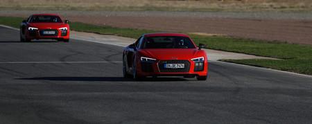 Audi R8 V10 Plus en Ascari