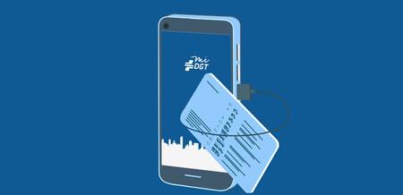 Cómo llevar el carnet de conducir en el móvil con la app miDGT