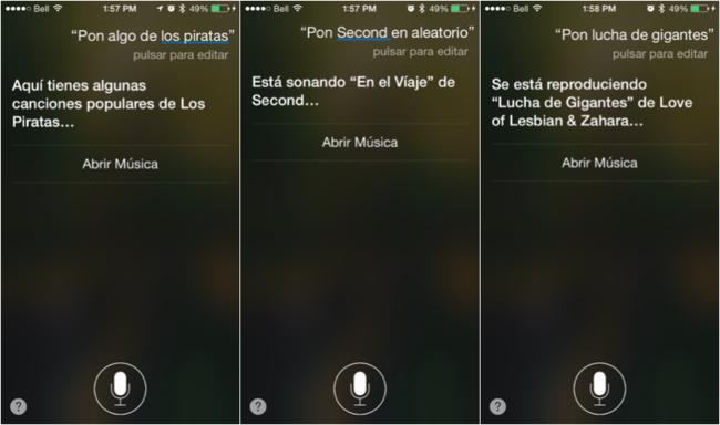 Siri Apple Music 1